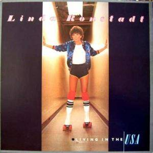 Linda Ronstadt: Living In The USA - Cover