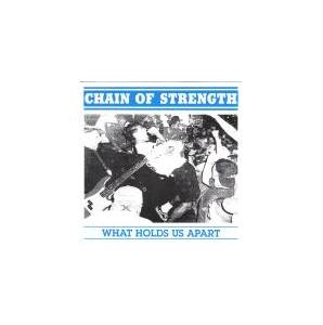 Chain Of Strength: What Holds Us Apart - Cover