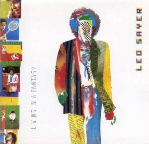Cover - Leo Sayer: Living In A Fantasy