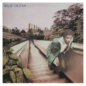 Cover - Billy Ocean: City Limit