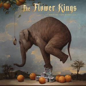 Flower Kings, The: Waiting For Miracles - Cover