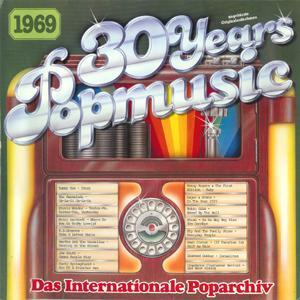 30 Years Popmusic 1969 - Cover