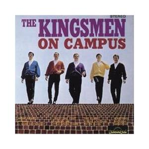 The Kingsmen: On Campus - Cover