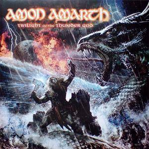 Amon Amarth: Twilight Of The Thunder God - Cover