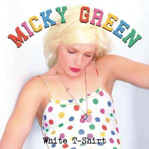 Cover - Micky Green: White T-Shirt