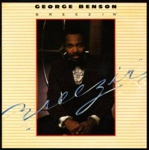 George Benson: Breezin' - Cover
