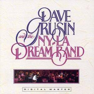 Dave Grusin: Dave Grusin And The N.Y./L.A. Dream Band - Cover