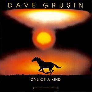 Cover - Dave Grusin: One Of A Kind