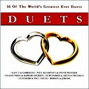 Cover - Eurythmics & Aretha Franklin: Duets