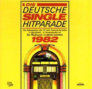 Deutsche Single Hitparade 1982, Die - Cover
