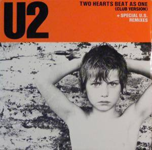 U2: Two Hearts Beat As One - Cover