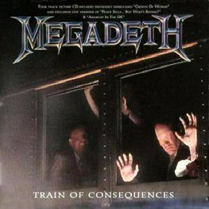 Megadeth: Train Of Consequences - Cover