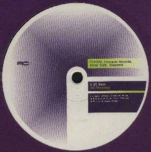 Cover - Roni Size: 26 Bass