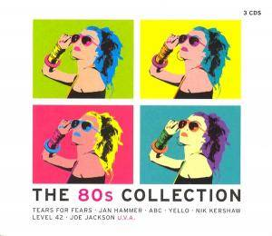 Cover - Salt'N'Pepa: 80s Collection, The