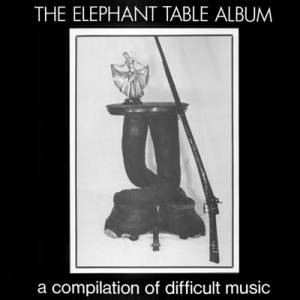Elephant Table Album, The - Cover