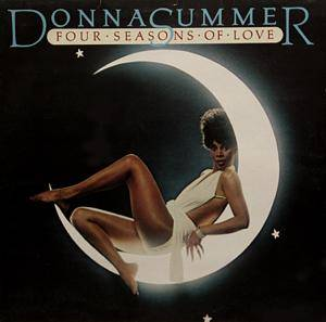 Donna Summer: Four Seasons Of Love - Cover
