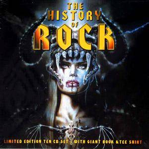 Cover - Face Down: History Of Rock, The