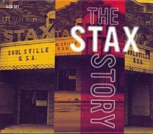 Cover - T. S. U. Toronadoes, The: Stax Story, The