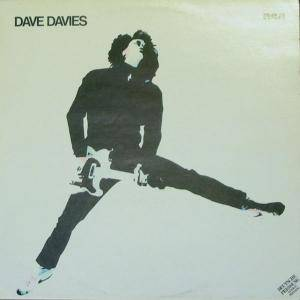 Cover - Dave Davies: Dave Davies