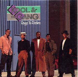 Kool & The Gang: Rags To Riches - Cover