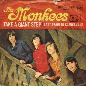 The Monkees: Last Train To Clarksville - Cover