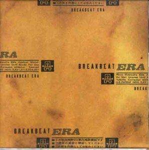 Cover - Breakbeat Era: Breakbeat Era