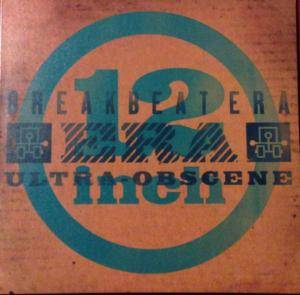 Cover - Breakbeat Era: Ultra-Obscene