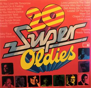 20 Super Oldies - Cover