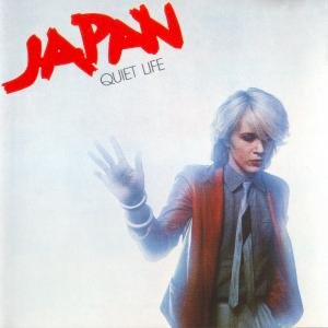 Japan: Quiet Life - Cover