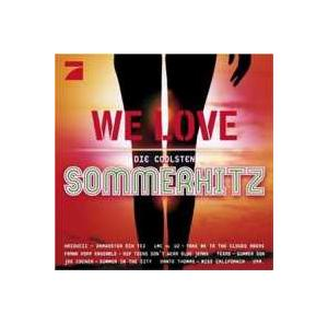 We Love - Die Coolsten Sommerhitz - Cover
