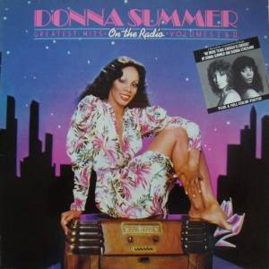 Donna Summer: On The Radio - Greatest Hits Volumes I & II - Cover