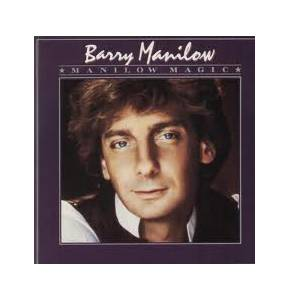 Barry Manilow: Manilow Magic - Cover