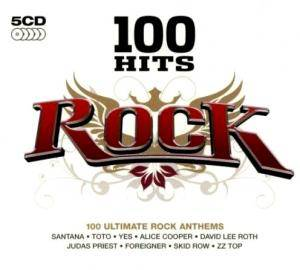 Cover - Roachford: 100 Hits Rock