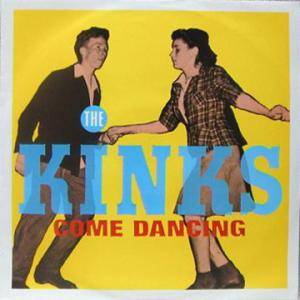 The Kinks: Come Dancing - Cover