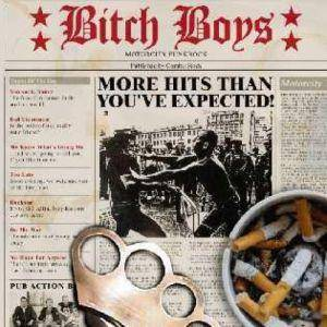 Cover - Bitch Boys: More Hits Than You´ve Expected!