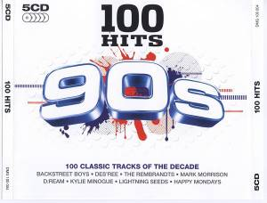 Cover - Mark Morrison: 100 Hits 90s