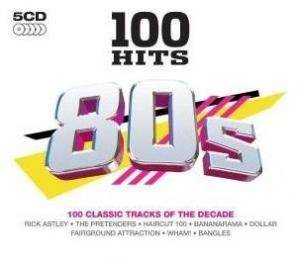 Cover - Dee C. Lee: 100 Hits 80s
