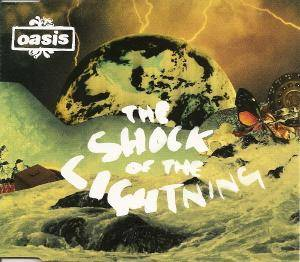 Oasis: Shock Of The Lightning, The - Cover