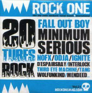 Rock One Vol. 21 - Cover