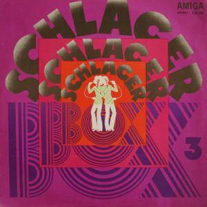 Schlager-Box 3/72 - Cover