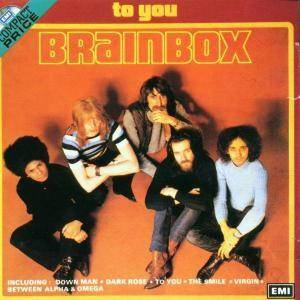 Cover - Brainbox: To You