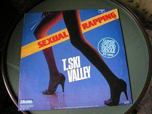 T.Ski Valley: Sexual Rapping - Cover
