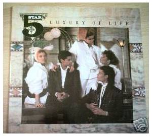 Five Star: Luxury Of Life (LP) - Bild 1