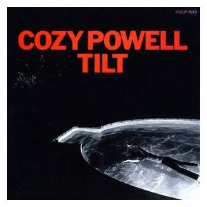 Cozy Powell: Tilt - Cover