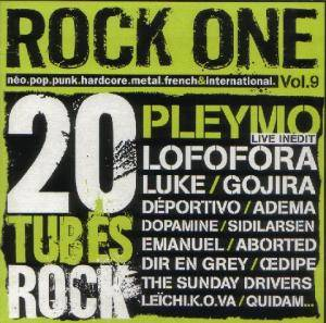 Cover - Spitalfield: Rock One Vol. 9
