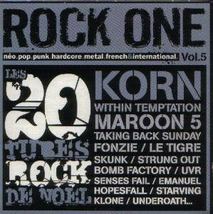 Cover - Skunk: Rock One Vol. 5 ~ Les 20 Tubes Rock De Noel