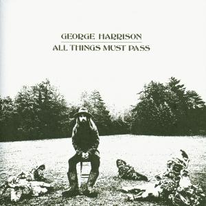 George Harrison: All Things Must Pass - Cover
