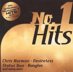 No. 1 Hits - Cover