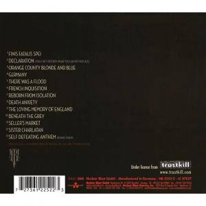 Bleeding Through: Declaration (CD) - Bild 7