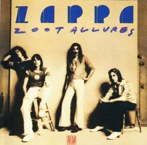 Cover - Frank Zappa: Zoot Allures